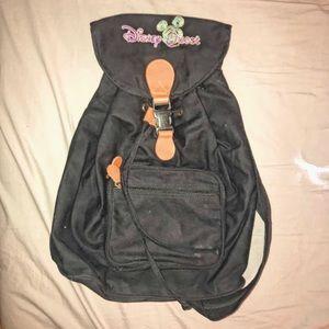 VINTAGE Disney Quest Backpack